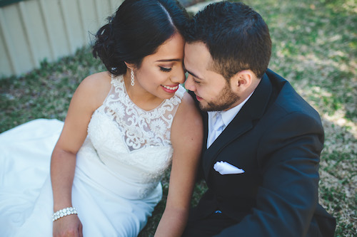 Stephanie & Joe | Ennis TX Wedding